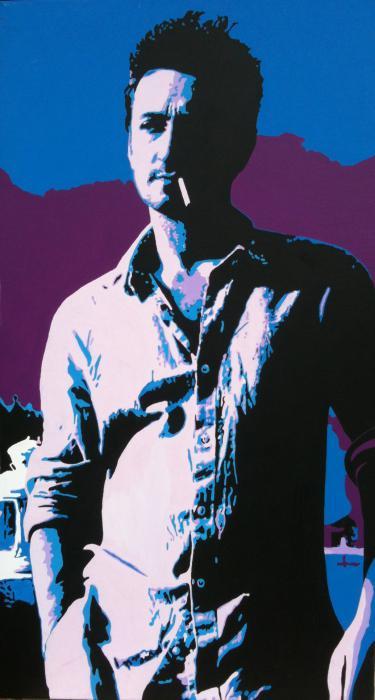 Sean Penn by gberthon